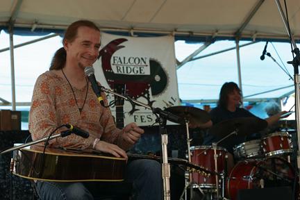 Falcon Ridge Folk Festival, July 29, 2007