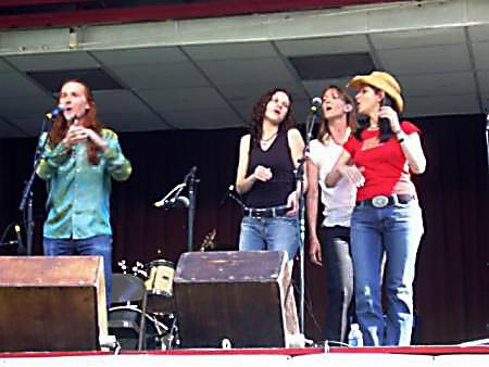 Spring Gulch Folk Festival, May 20, 2006