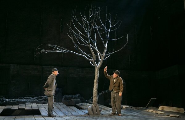 Wictor Wednesday Sept 22 2021 nbspWaiting for Godot