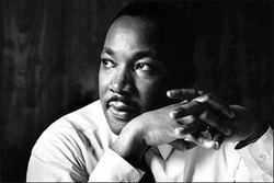 Happy and Unsettled MLK Day